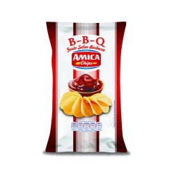 Amica Chips Barbecue gr50 - 21 pezzi