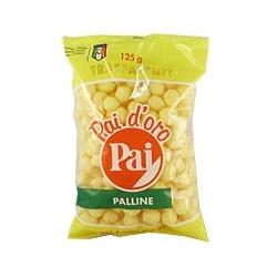 Palline Pay D'oro gr50 - 24 pezzi