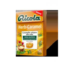 Ricola Herb Caramel 20 pezzi