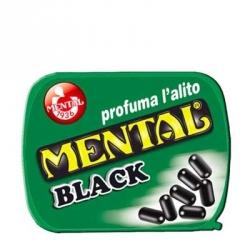 Mental Black  24 pezzi