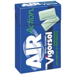 Vigorsol Air Action   20 pezzi