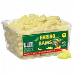 Barattolo Haribo Banane 200pz