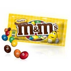 M&M's in Sacchetti 24 pezzi