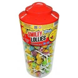 Smiley Lollies 150 pezzi